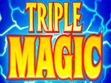 Играйте Тройная Магия в казино Вулкан 24